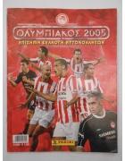 Άλμπουμ Πανίνι Ολυμπιακός 2005
