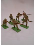 Στρατιωτάκια Μπρίταινς Σετ Ιάπωνες