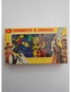 Στρατιωτάκια ΣΟΛΠΑ Καουμπόυς και Ινδιάνοι