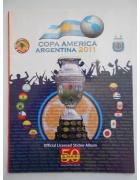 Άλμπουμ Πανίνι Κόπα Αμέρικα Αργεντινή 2011