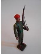 Στρατιωτάκι Αθηνά Κοκκινοσκούφης