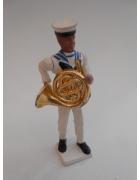 Στρατιωτάκι Αθηνά Ναύτης Μουσικός