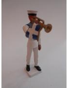 Στρατιωτάκι Αθηνά Ναύτης Σαλπιγκτής