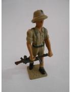 Στρατιωτάκι ΠΑΛ Ελ Αλαμέιν Οπλίτης με Οπλοπολυβόλο